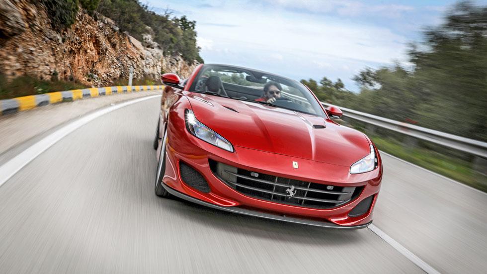 Ferrari Portofino: al volante del nuevo descapotable italiano