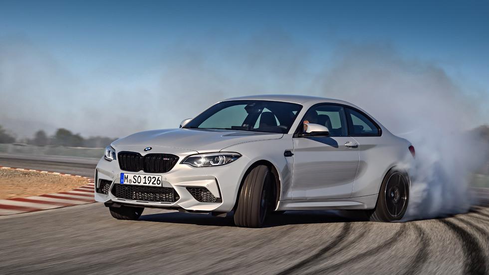 BMW M2 Competition, la nueva bestia deportiva de 410 CV