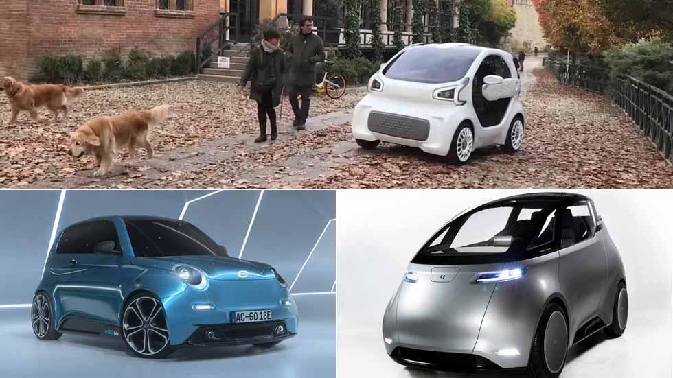 Uniti de Media Markt, e.Go Life, XEV LSEV… ¿tienen futuro los eléctricos baratos?