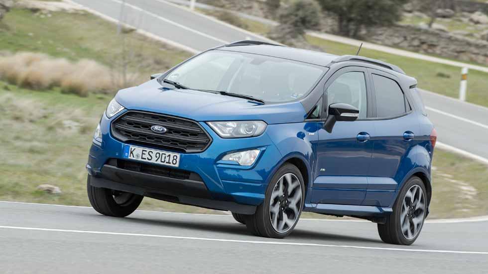 Ford EcoSport 1.5 TDCi: SUV, Diesel y 4x4, ¿merece la pena?