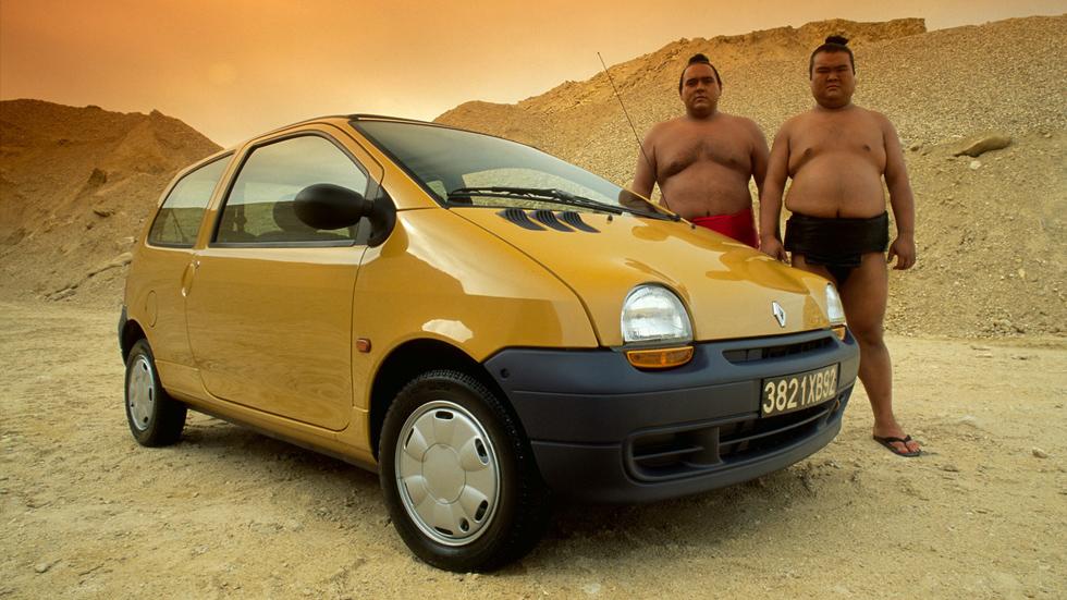 El Renault Twingo cumple 25 años: pequeño, pero muy duro…