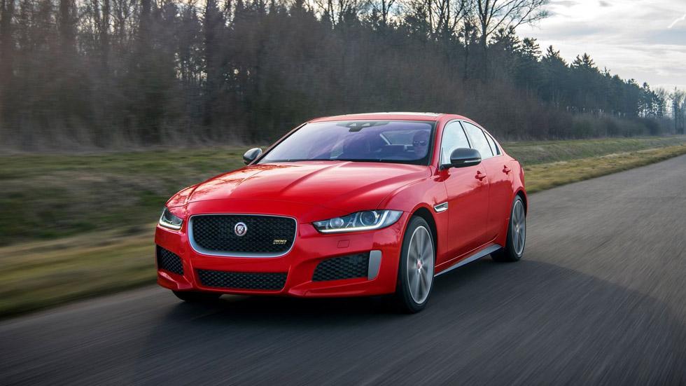 Jaguar XE y XF 300 Sport, nueva serie especial aún más equipada
