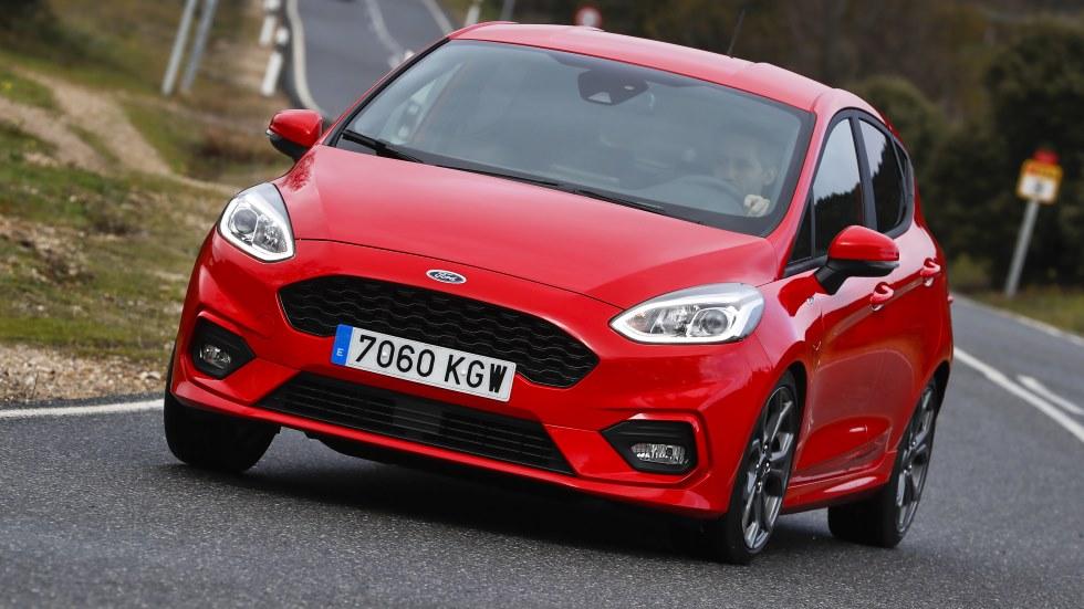 Ford Fiesta 1.0 Ecoboost ST-Line: primeras mediciones y duelo con el Seat Ibiza