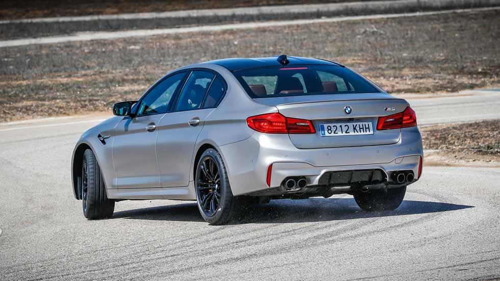 BMW M5: superprueba con todos los datos de la gran berlina deportiva