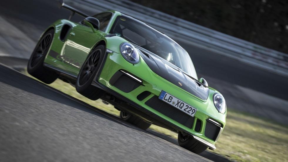 Porsche 911 GT3 RS: su nuevo récord en Nürburgring, en VÍDEO