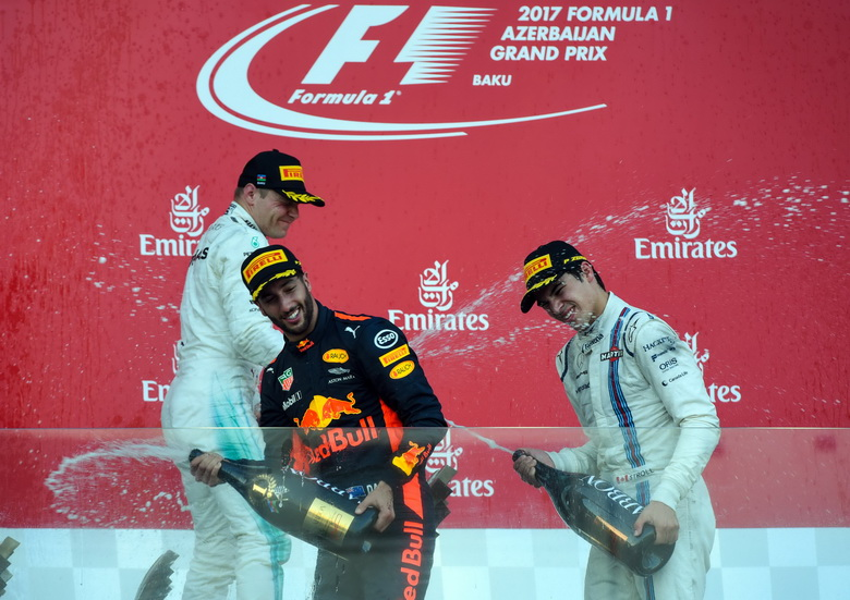 GP de Azerbaiyán de F1: Ricciardo, ¿el rival a batir?