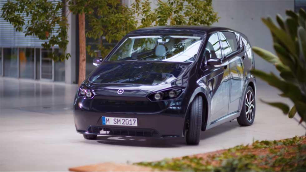 Sono Sion: el coche eléctrico solar, barato y con 5 plazas reales