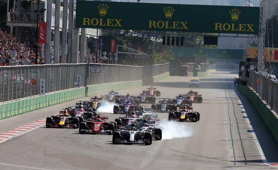Previo GP de Azerbaiyán de F1: todas las claves del fin de semana