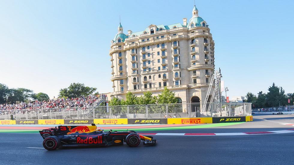 GP de Azerbaiyán de F1: los horarios del fin de semana