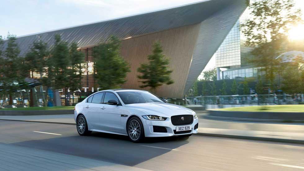 Jaguar XE Landmark Edition: más deportividad para la berlina