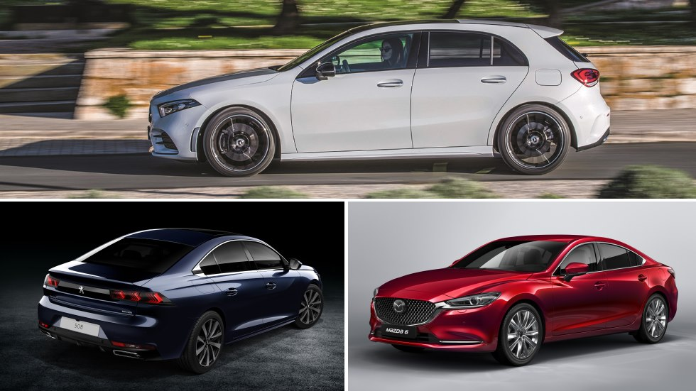 Revista Autopista 3051: analizamos los últimos Mercedes Clase A, Peugeot 508, Mazda 6…