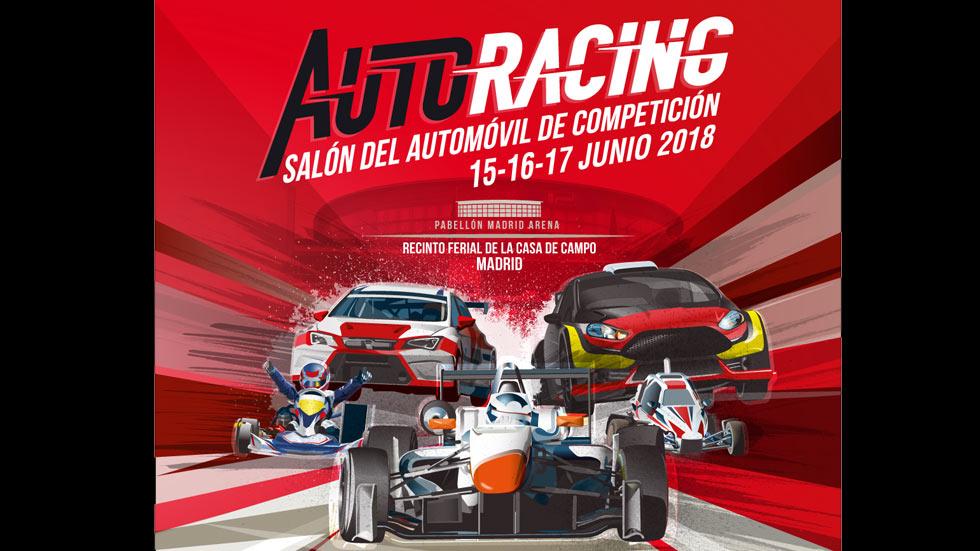 AutoRacing, el Salón para los amantes de la competición: compra ya tus entradas