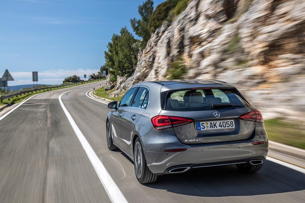 Mercedes Clase A 180d, a prueba: ¿la compra maestra de la gama 2018?