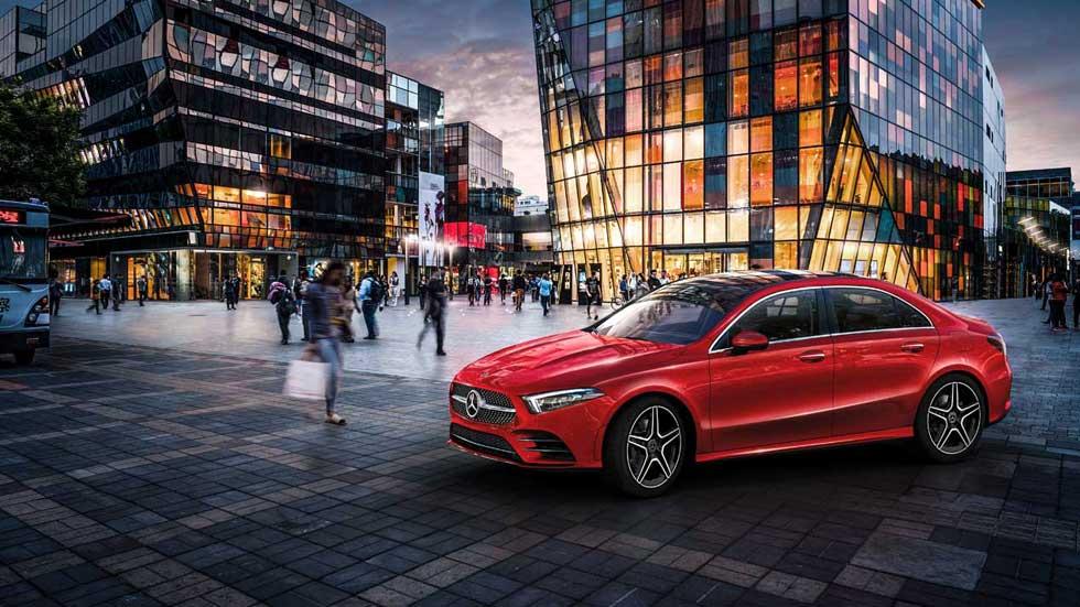 Mercedes Clase A L 2018: todos los datos y fotos de la nueva berlina