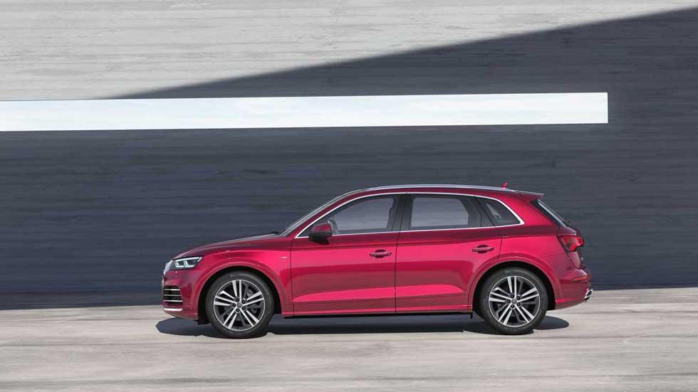 Audi Q5L 2018: el SUV estrena una nueva carrocería más larga