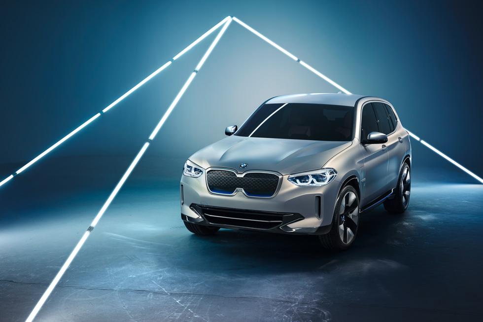 BMW Concept iX3: el primer SUV eléctrico de la casa (VÍDEO)