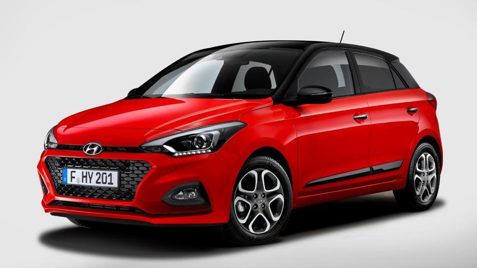 Oficial: así es el nuevo Hyundai i20 2019, ya sin Diesel