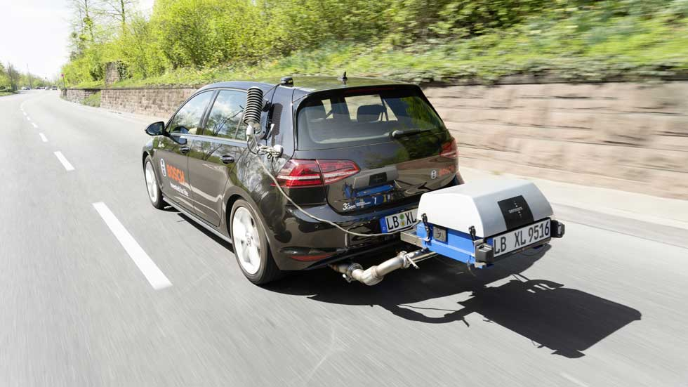 La revolución del Diesel: Bosch puede reducir 10 veces las emisiones de NOx