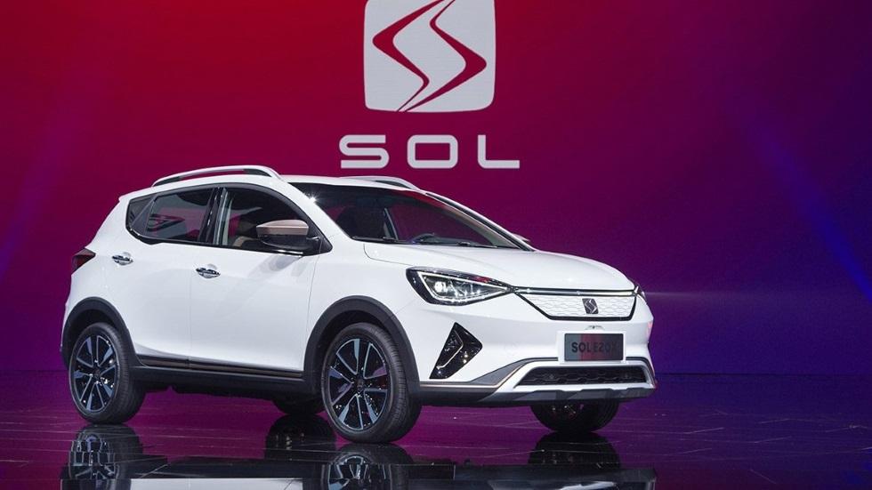 SOL E20X: nombre español y diseño Seat para la nueva marca de VW