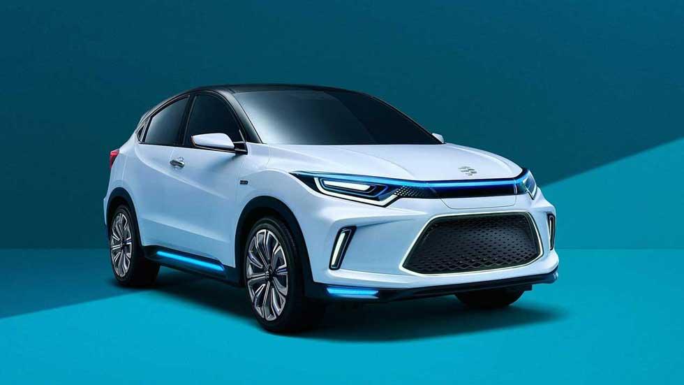 Honda Everus EV Concept: nuevo SUV eléctrico