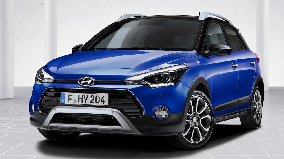 Hyundai i20 Active 2019: la versión crossover del nuevo utilitario