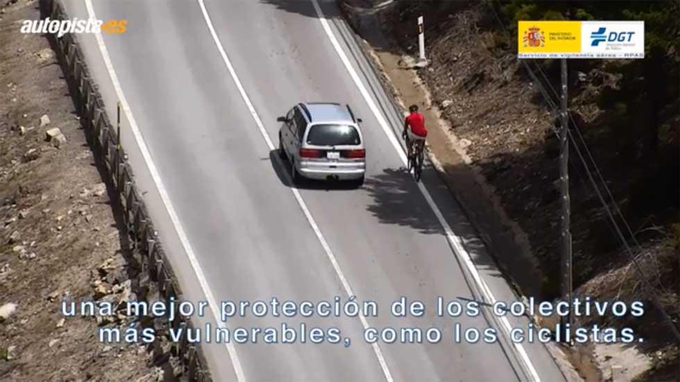 Así vigilan los nuevos drones de la DGT (VÍDEO)