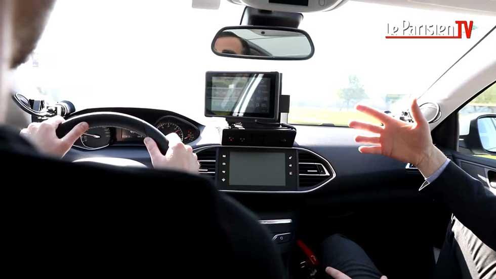 Los nuevos coches-radar privados (e indetectables) ya multan: VÍDEO