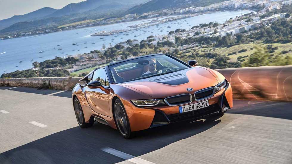 BMW i8 Roadster: probamos el deportivo más eficiente