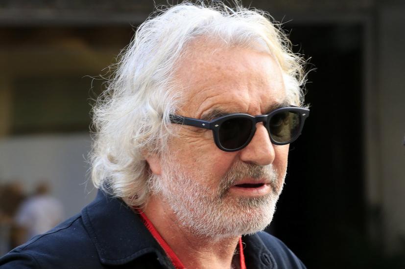 GP de Azerbaiyán de F1: Briatore aparece y no está de vacaciones