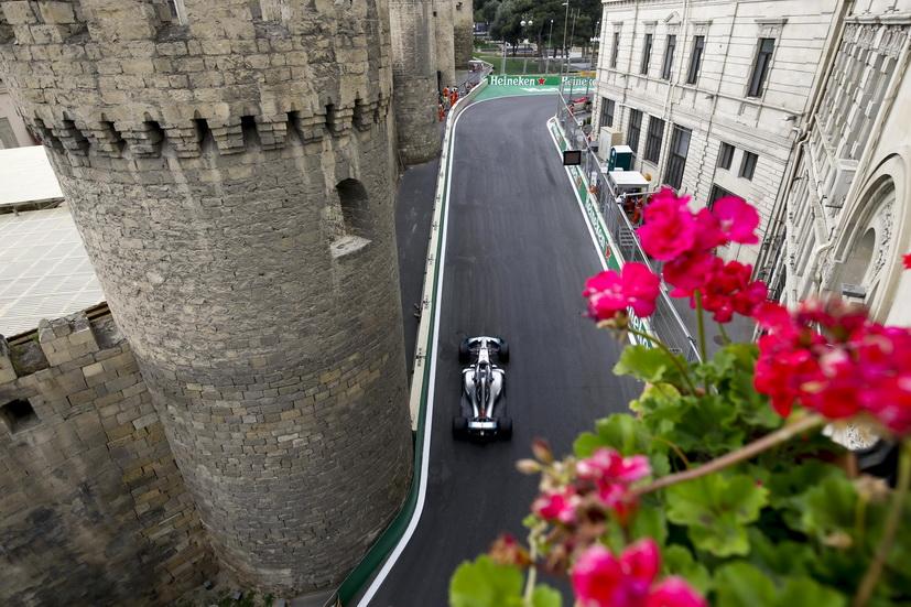 GP de Azerbaiyán de F1: los estrategas tienen mucho trabajo por delante en carrera