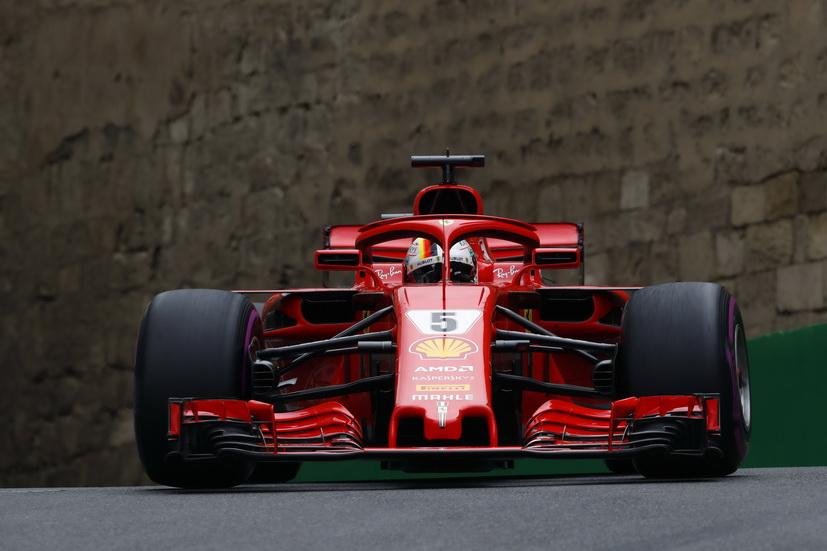 GP de Azerbaiyán de F1: esta es la parrilla de salida