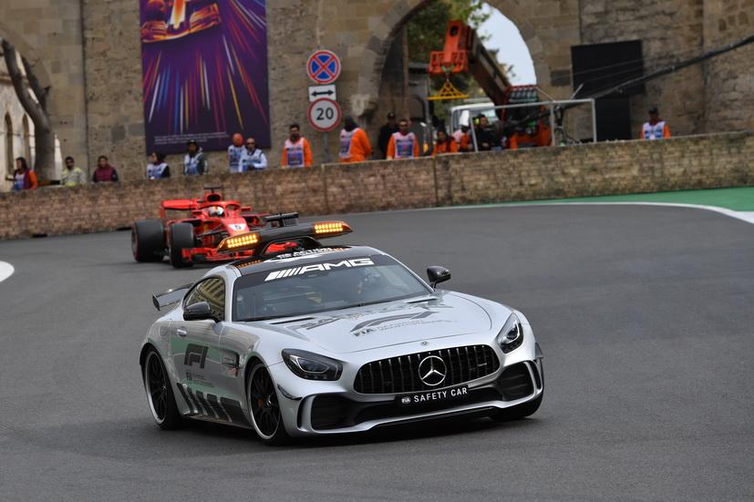 GP de Azerbaiyán de F1: sanciones tras la carrera