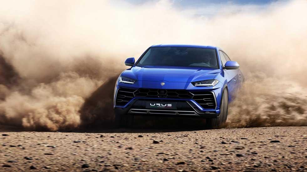 Habrá un Lamborghini Urus híbrido enchufable en 18 meses