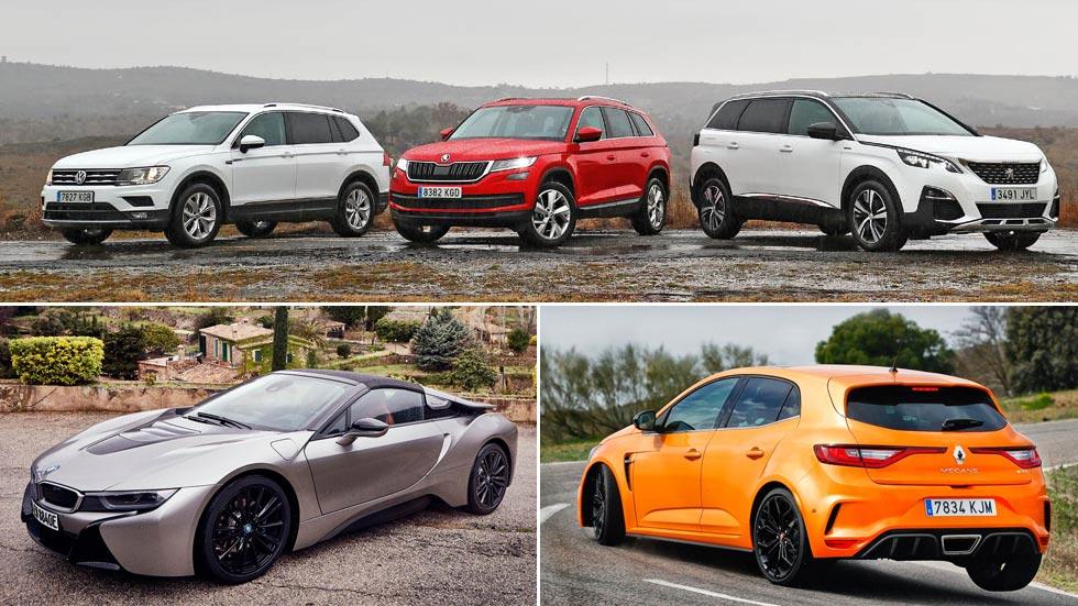 Revista Autopista 3052: comparativa SUV de siete plazas, probamos los últimos deportivos…