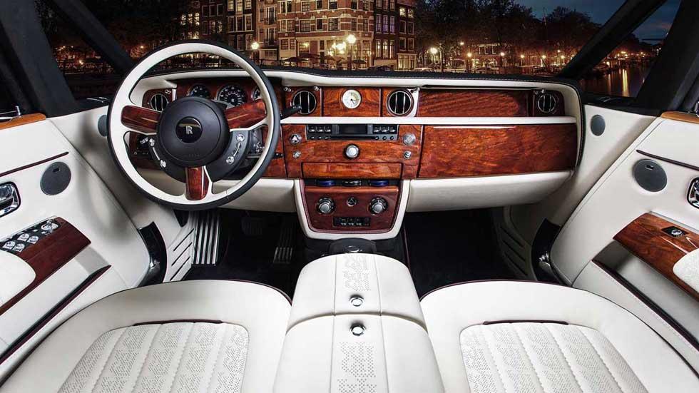 Rolls-Royce Phantom Drophead Coupé por Vilner, elegancia en su máxima expresión