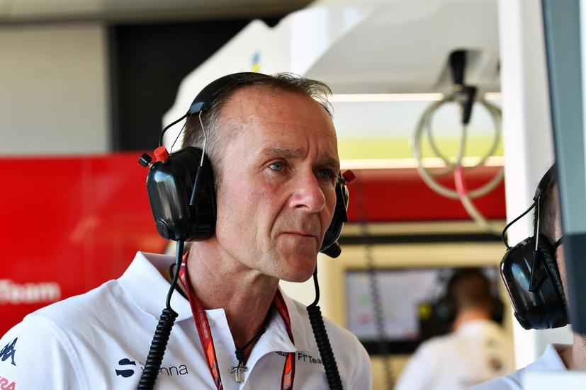 El director técnico de Sauber, Jörg Zander, abandona el equipo