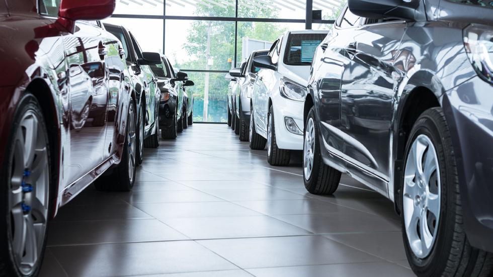Las ventas de coches suben un 12,3% en abril