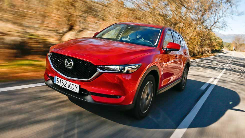 Mazda CX-5 2.5 Skyactiv-G: a prueba un SUV poco convencional