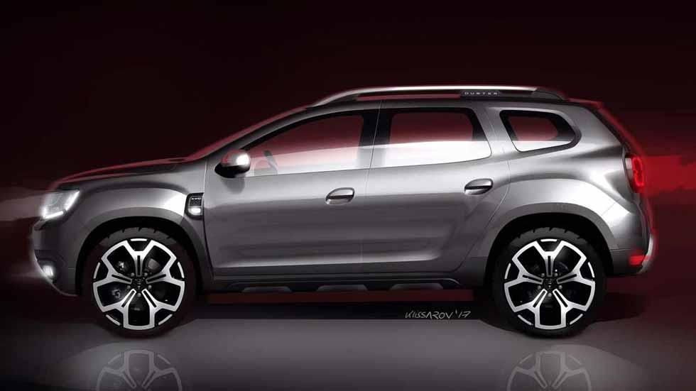 """Dacia podría lanzar un """"misterioso"""" mini SUV hermano del Duster"""