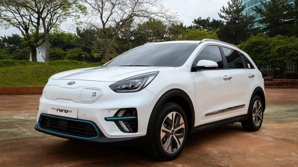 Kia Niro EV 2019: primeras fotos, datos y vídeo del nuevo SUV eléctrico