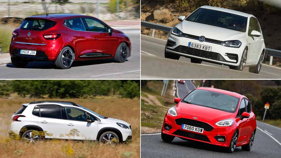 Los 20 coches y SUV más vendidos en Europa en lo que va de 2018
