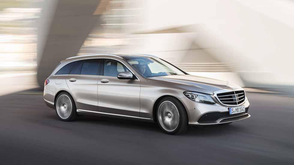 Mercedes Clase C 2018: precios y datos para España de la nueva berlina