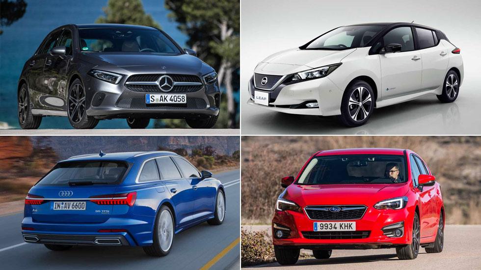 Las marcas y modelos de coches mejor valorados del momento en Internet