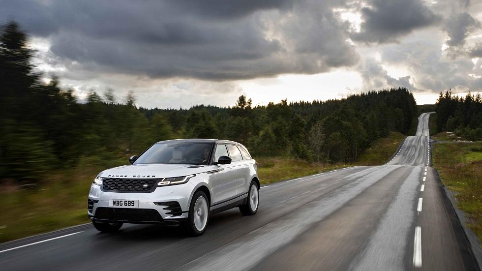 Range Rover Velar 2019, nuevos motores y equipamiento para el SUV de lujo