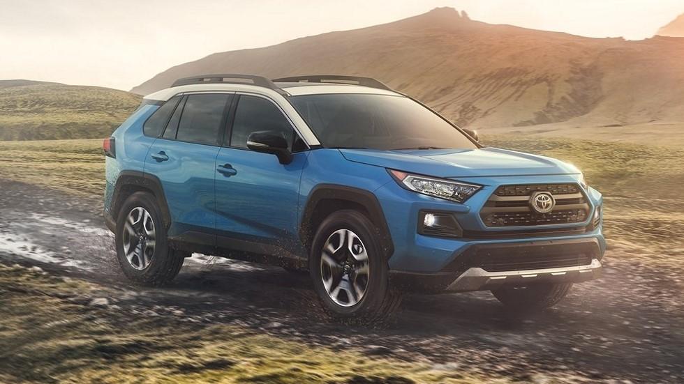 Toyota RAV4 2019: más inversión para el próximo gran SUV