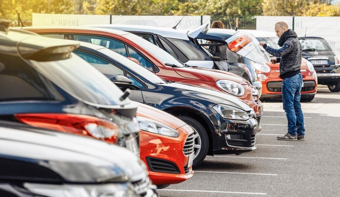 Las ventas de coches usados en España crecen casi un 16 por ciento