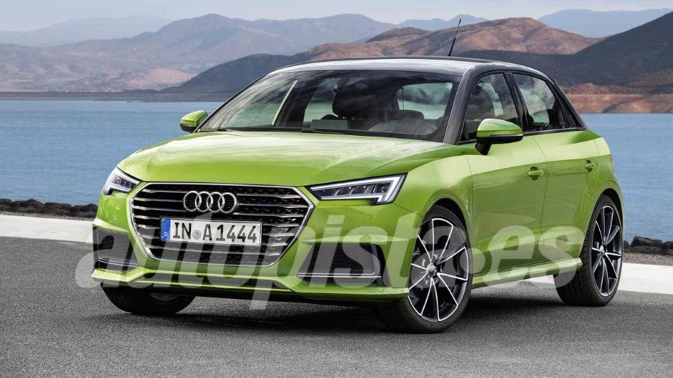 Audi A1 2018: datos y fotos del nuevo utilitario basado en el Seat Ibiza