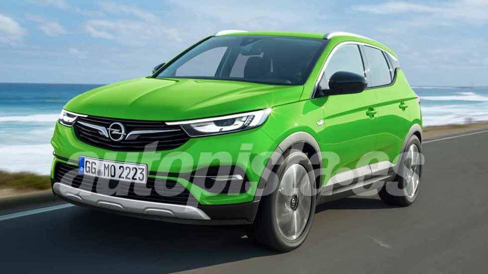 Opel Mokka X 2020: más datos y fotos del nuevo SUV con base Peugeot