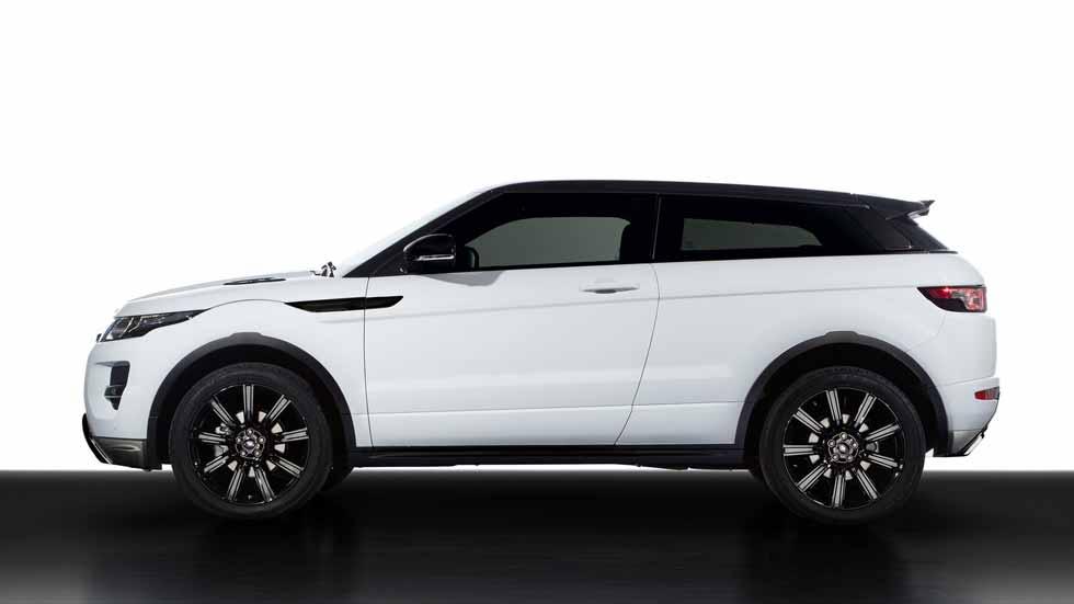 Range Rover Evoque 2019: vídeo y nuevos datos del SUV compacto premium