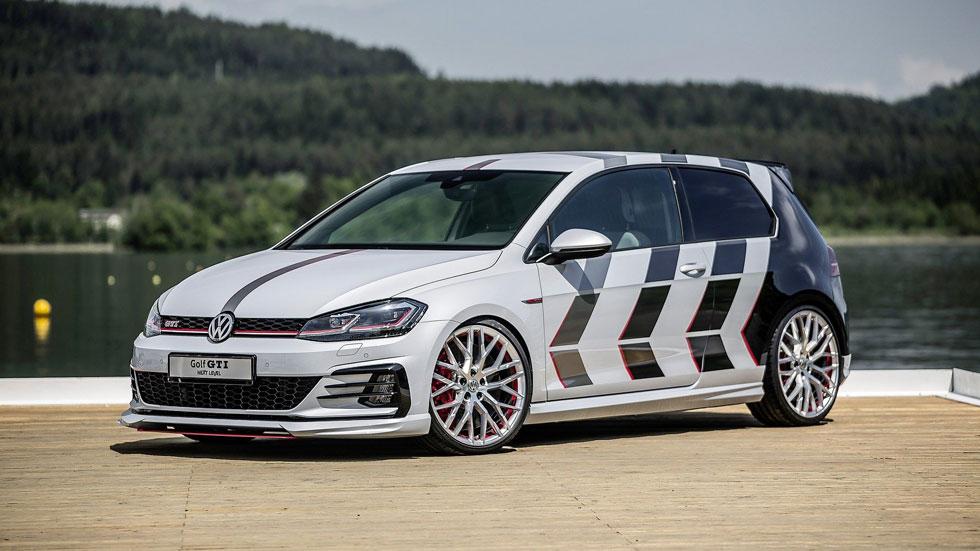 VW Golf GTI Next Level Concept: el GTi del futuro que amarán los más jóvenes